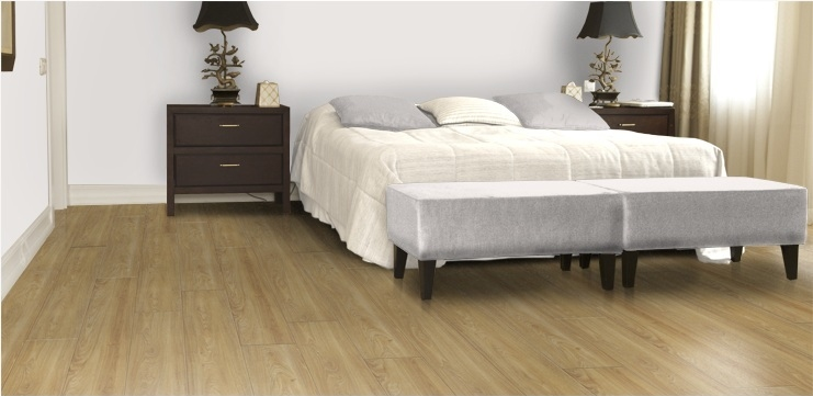 Pure Allure Locking Aspen Oak Gold pvc vloer met hoge korting ...