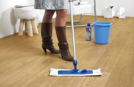 Quick Step Cleankit Onderhoudsset Vloerenplanet