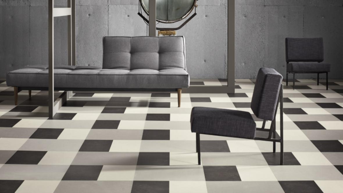 Forbo marmoleum click tegel vloeren alle kleuren